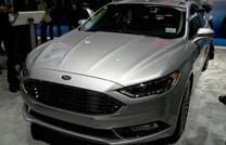 探头更隐蔽 福特推第2代蒙迪欧自动驾驶车