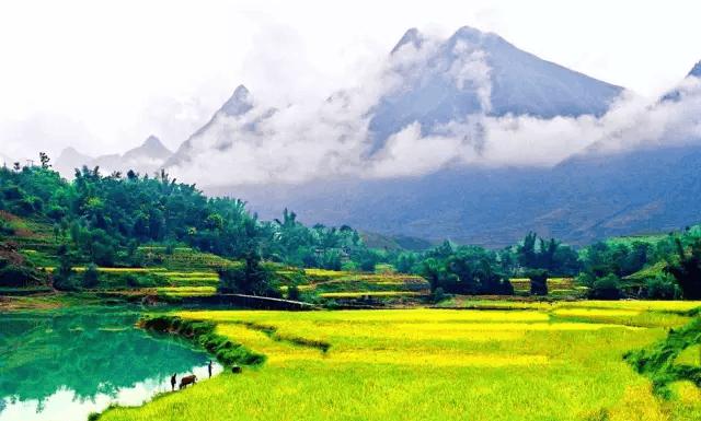 名气小却拥坐拥世界级风景 比桂林更美的小县城