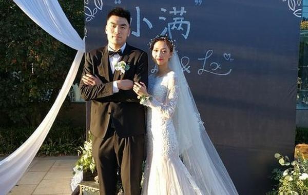 李晓旭大婚迎娶美娇妻