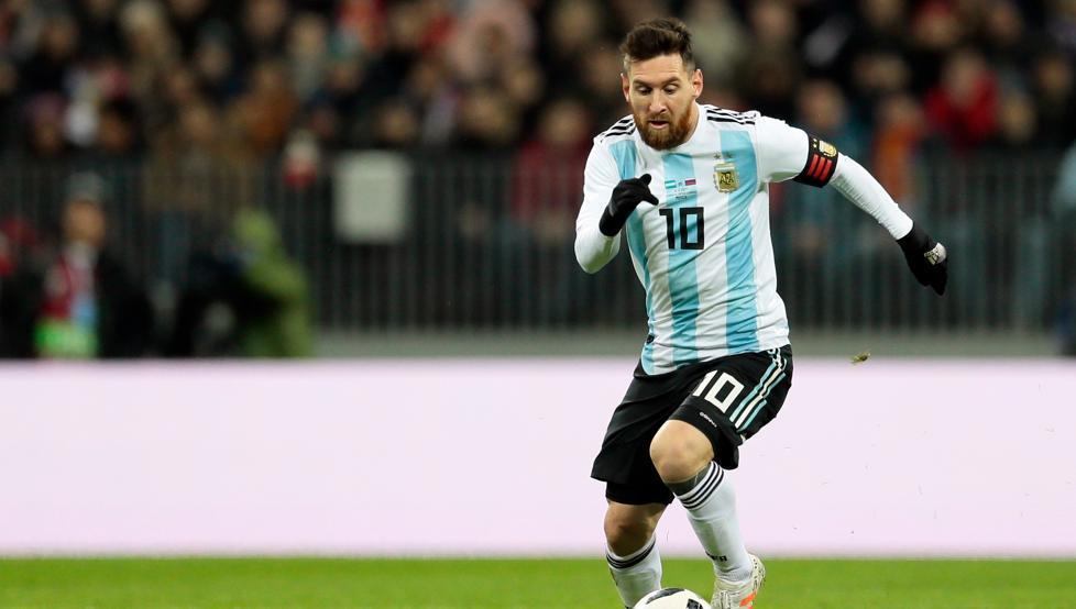 梅西:我退出国家队决定是错误的 1-6西班牙是假象