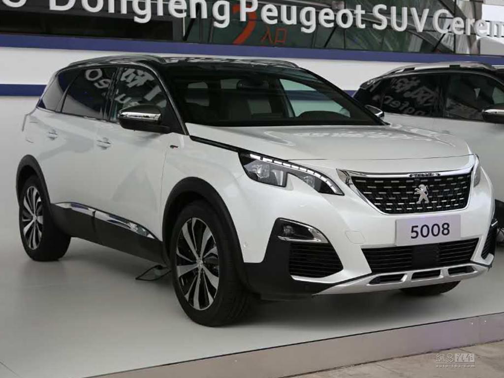 6月上市 东风标致5008上海车展将启预售