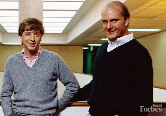 外媒:是鲍尔默将微软带入正轨,成就近7000亿市值