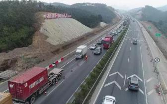 注意丨清明假期 防钦高速公路有间歇性交通管制