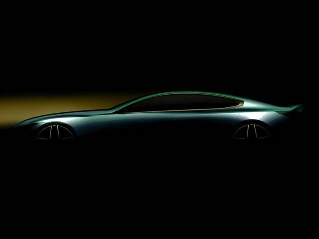 日内瓦车展首发 宝马8系Gran Coupe预览图