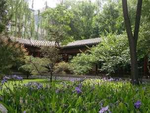 2017中国旅游日游太原碑林公园