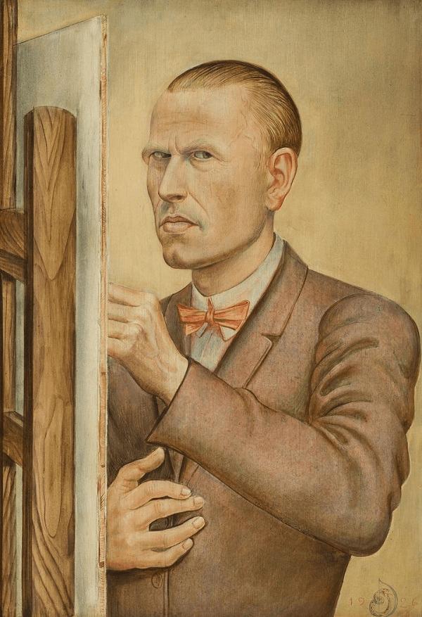 二战前魏玛德国艺术:一个混乱、怪异、颓废的世界