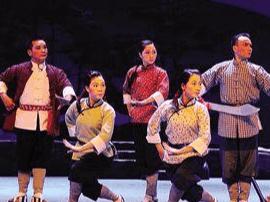 广东艺术节敲响锣鼓 三台好戏齐来