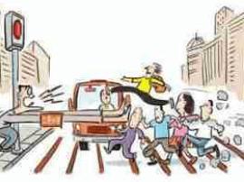 大学生出现交通违法行为 拟与个人年度考评挂钩