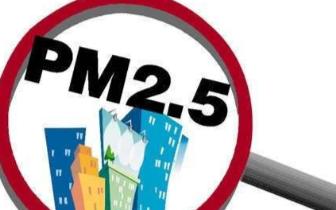 安徽首轮大气督查结束 PM2.5 浓度同比降10%