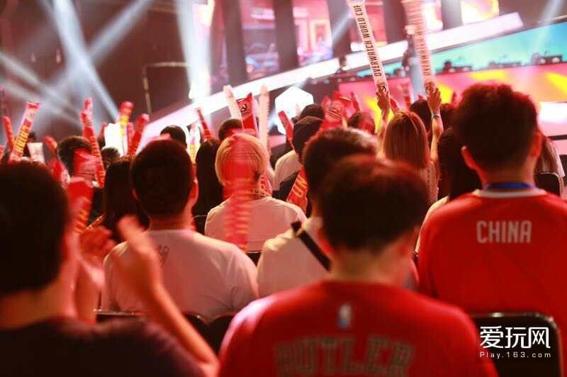 守望先锋世界杯小组赛:中国队全胜进入淘汰赛