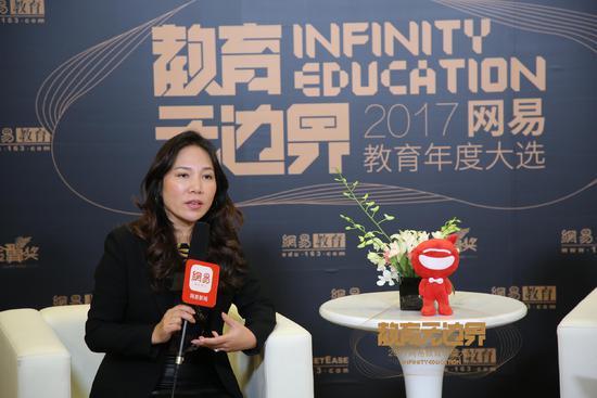 ETONKIDS北京伊顿国际幼儿园董事长兼CEO 王伟女士