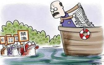 闽江禁渔成效初显 执法部门查获电捕鱼设备2套