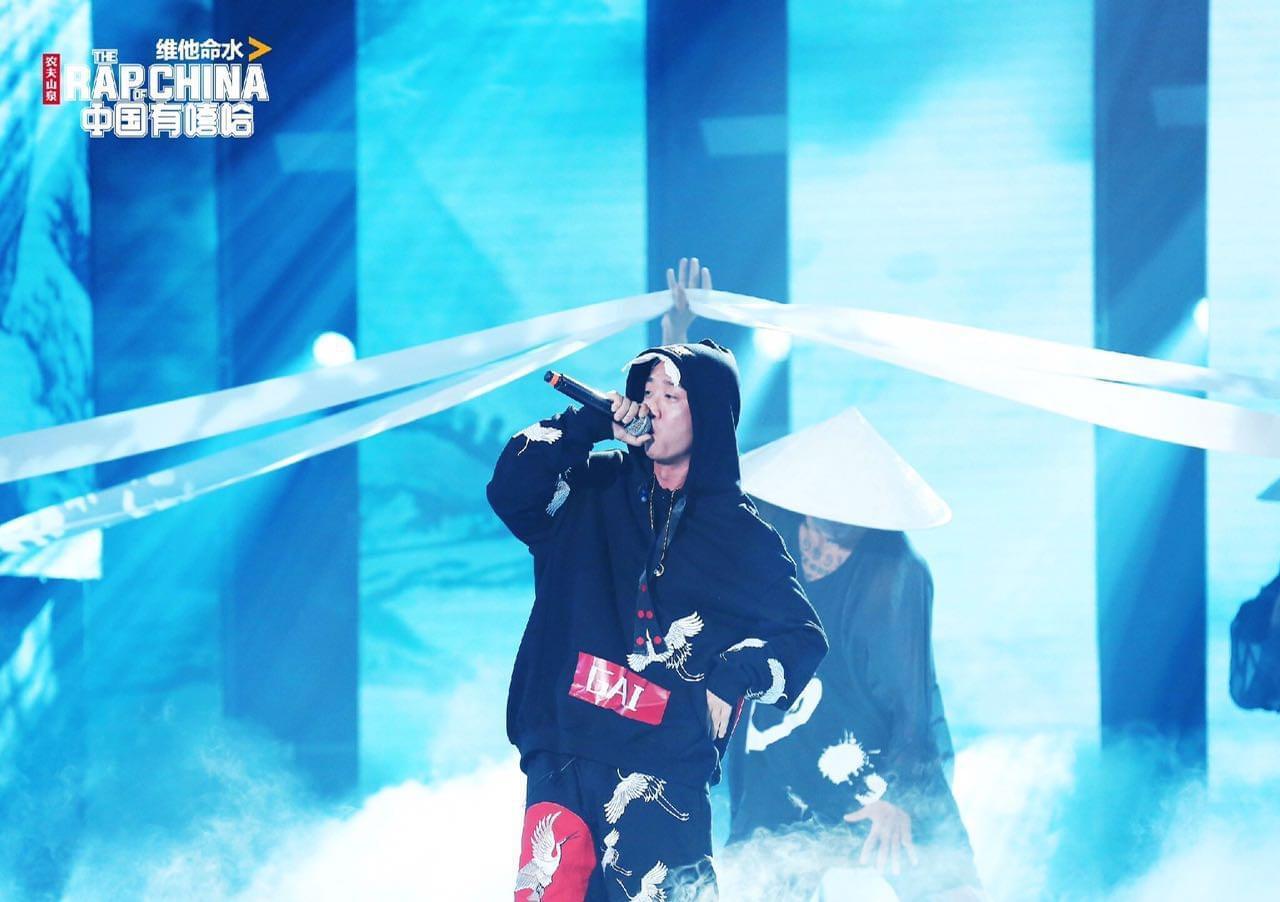 《中国有嘻哈》众rapper穿搭秘笈 就要这么玩