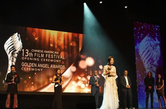 田朴珺《谢谢你伦敦》获中美电影节微电影奖