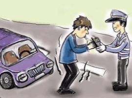 垣曲交警查获一起二次酒后驾驶机动车违法行为