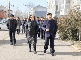 """山海关区委常委、宣传部长调度""""双违""""清零"""