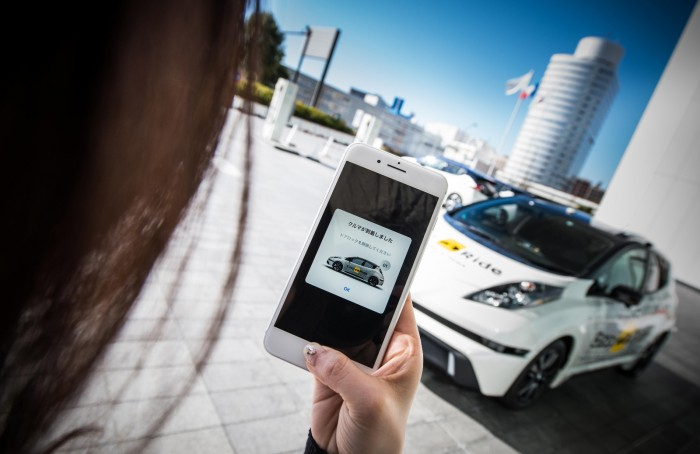 联手DeNA 日产计划推无人驾驶出租车服务