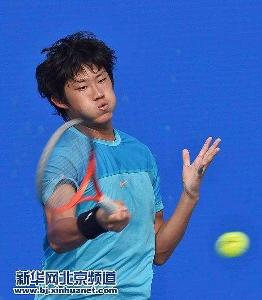 深圳赛张之臻挑落NO.39 首进巡回赛8强史上第3人