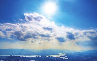 榕城气温继续回升 周末最高气温可能会超过30℃