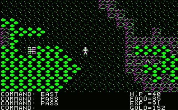 《创世纪》、《巫术》、《魔法门》被认为是电子RPG游戏三大鼻祖