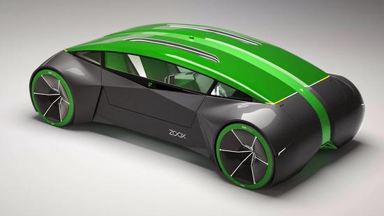 未来汽车是什么样?取消后视镜的车型将于2019年面世