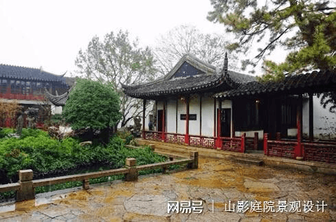 苏州园林:建筑构成布局自由的典型