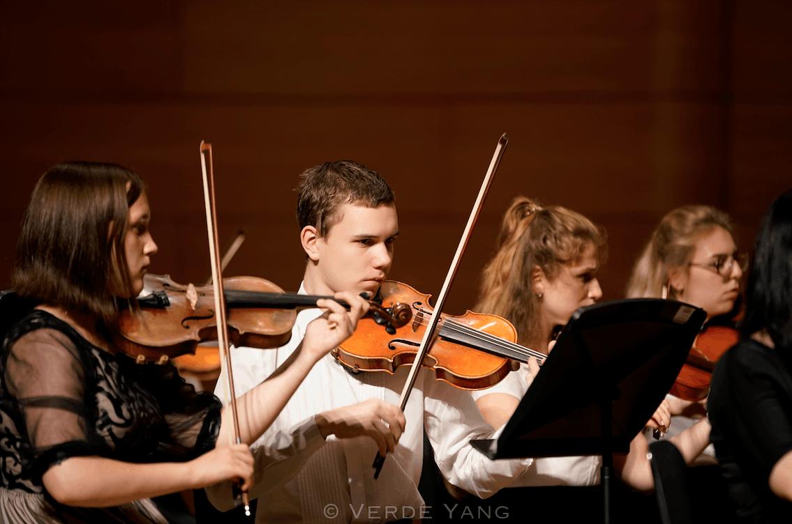 欧盟青年音乐节日程过半 首创摩天轮交响乐