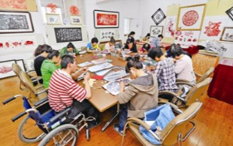 新疆推出多项举措提高残疾人生活质量