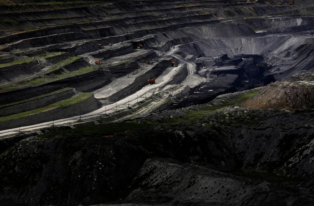 """【内蒙古之最】世界上最大的""""露天煤矿""""之乡"""