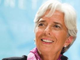 人民日报访IMF总裁拉加德:全世界都会关注十九大