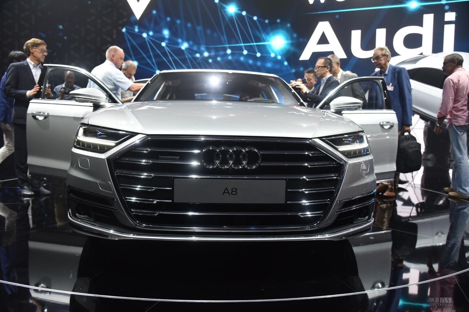 2018年引入/强悍自动驾驶 全新奥迪A8首发