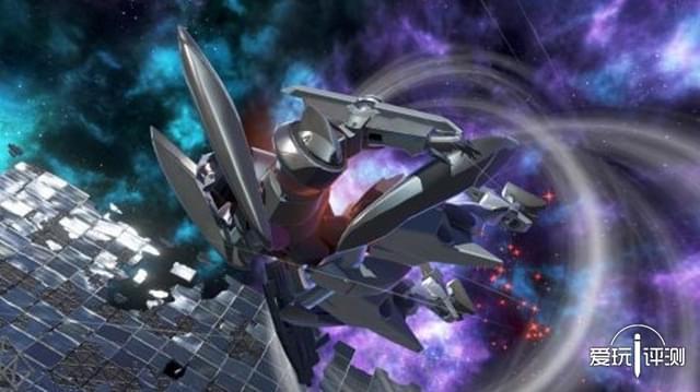 劣迹斑斑财团B之PS4版《高达 VERSUS》评测