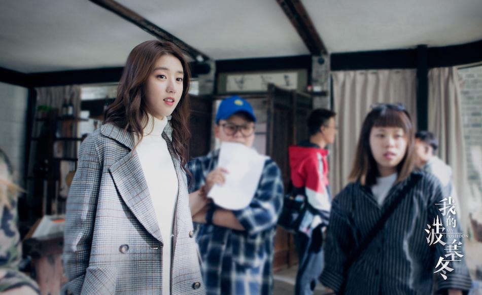 李凯馨 饰 安菲