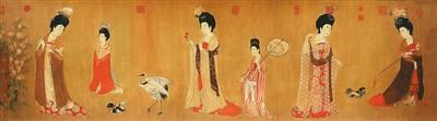 中国人的赏花审美美学:慢慢走,欣赏啊!