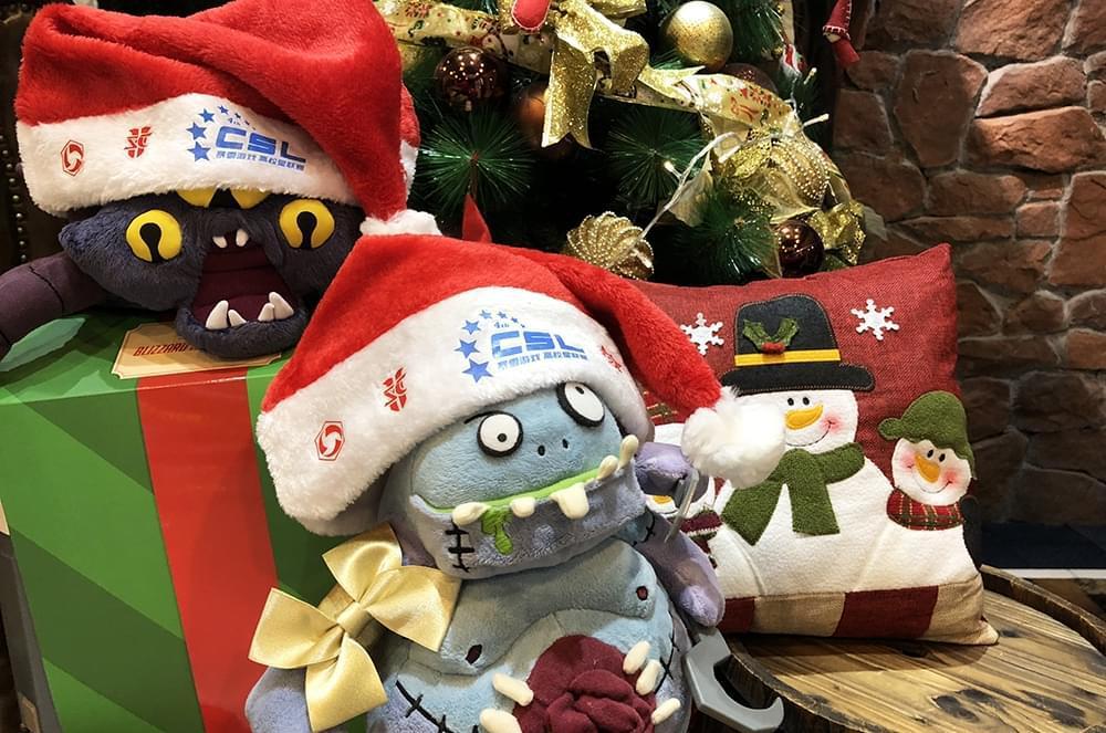 与暴雪游戏共度圣诞节!23日高校星联赛总决赛打响