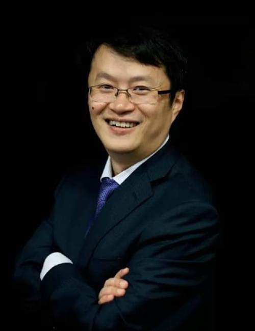 2017中国AI英雄风云榜技术创新人物候选人之苏中