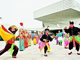 为期40天的山西艺术节落幕 近60万人次赴艺术盛会