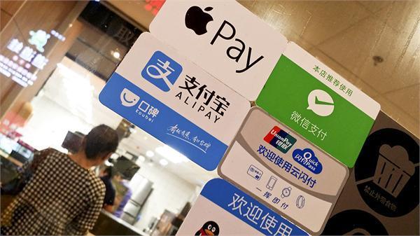 移动支付不仅取代了现金,还明显替代了PC端支付