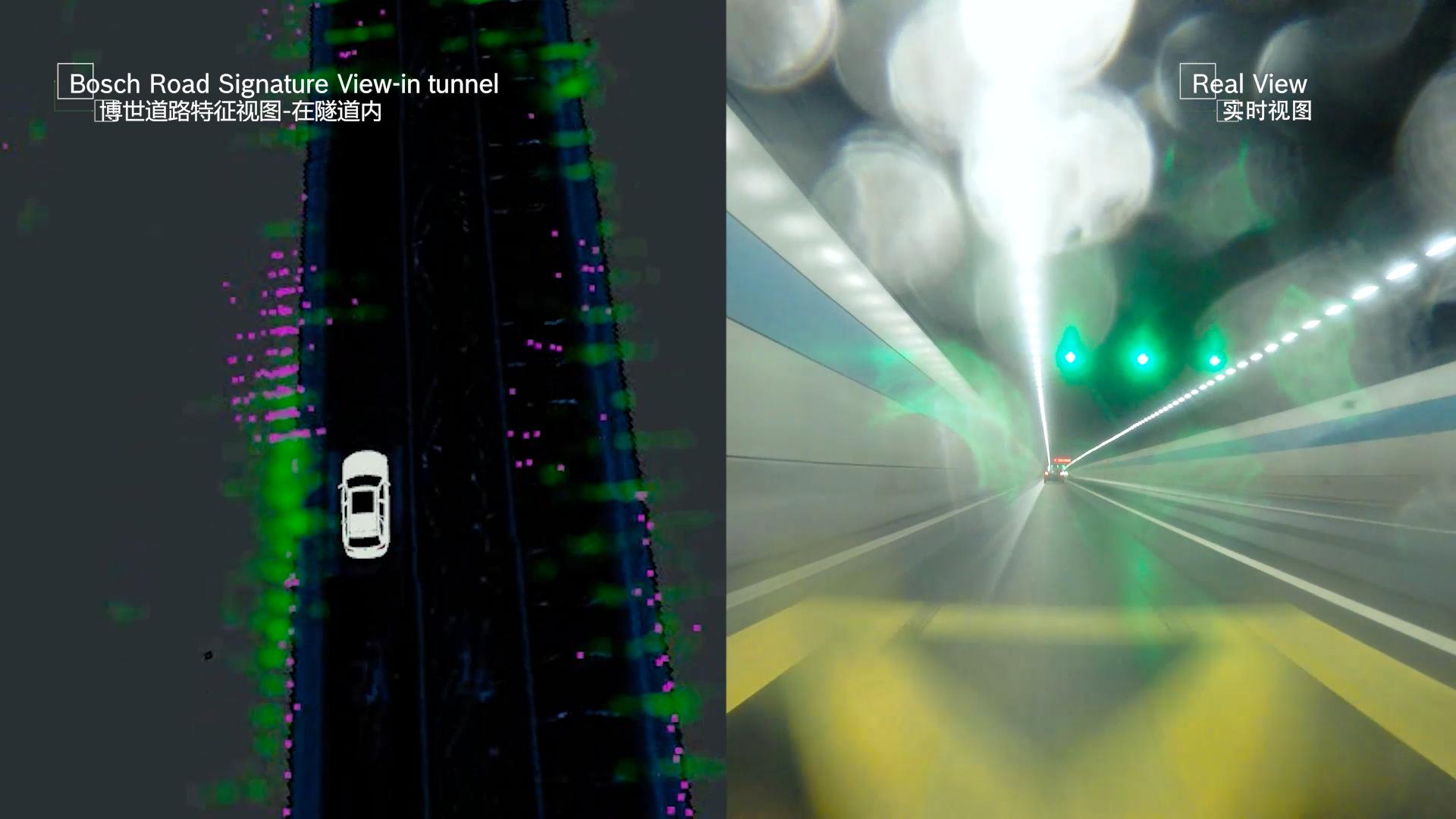 """博世完成自动驾驶""""道路特征""""验证 将进行高速测试"""