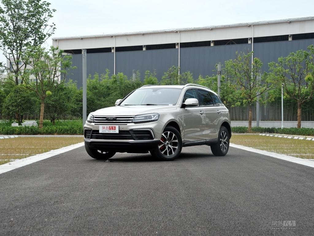 8.68万-14.68万 众泰T600 Coupe正式上市