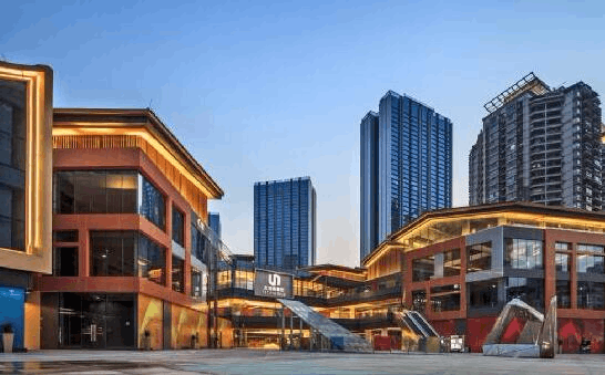龙湖核心资产荣耀现世 龙湖新壹街奢享高端商务新生活