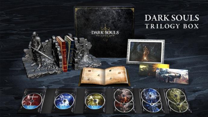 赞美太阳!《黑暗之魂:重制版》公布 5月25日重返罗德兰