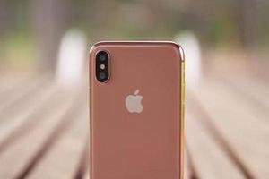 曝iPhone X腮红金已投产