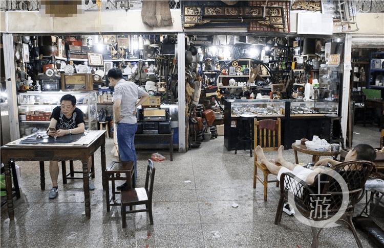 老重庆的所有情怀都遗失在这条街上