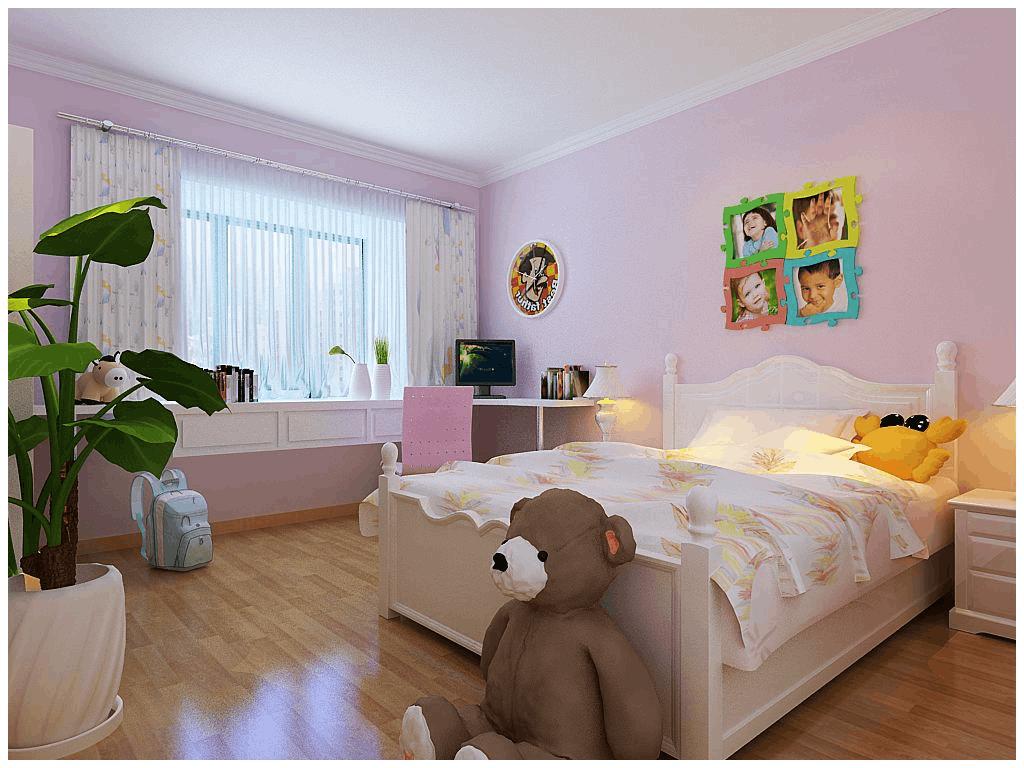 怎样把儿童房装修的让孩子喜欢家长舒心