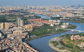 【莞视界】道滘沿江两岸30年巨变
