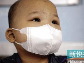 孩子身患白血病 爸爸为谢好心人每半月捐一次血小板