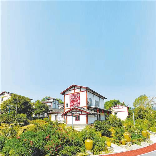 重庆市158个村入选全国首批绿色村庄