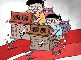 """91.1%受访一线城市青年觉得""""租购同权""""能减压"""