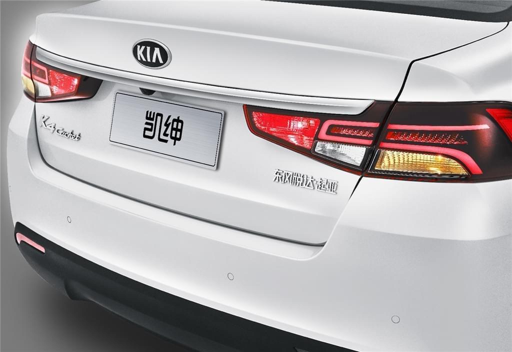 命名为凯绅 新款起亚K4将8月25日首发